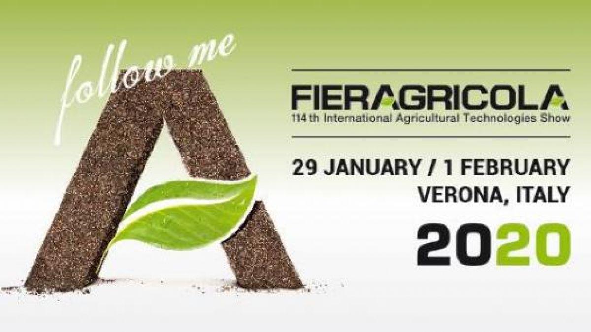 FIERAGRICOLA 2020 – Verona