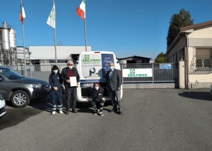 EDILFIBRO SPA e PMG ITALIA SPA per Croce D'Oro Alta Val Tidone